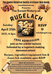 The Sweet History of Rugelach